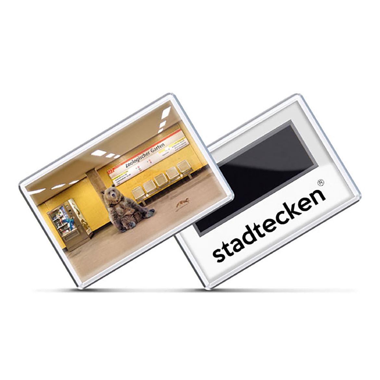 stadtecken® Magnete - im einzigartigen Design, zu jedem Anlass