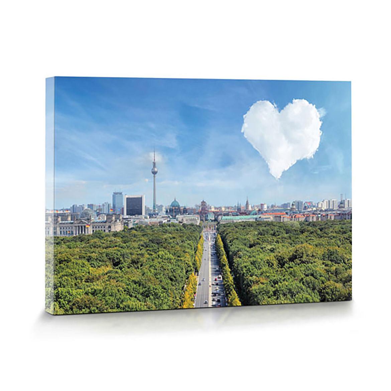stadtecken® Foto-Kollektion - Aufstellen oder Aufhängen